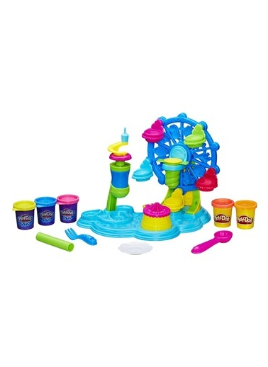 Play Doh Cupcake Festivali-Play-Doh
